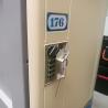 Vandal Resistant ABS Plastic Locker 4 Tier Beige Door Gray Body For Factory for sale