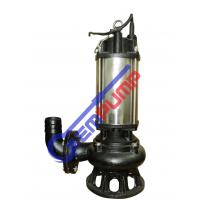 Buy Mobile submersible sewage pump non-blocking 960~2950 r/min Speed at wholesale prices