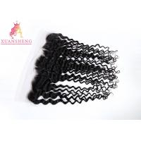 "Quality Transparent Natural Raw Hair Ear To Ear Lace Frontal 8""-30"" Length for sale"