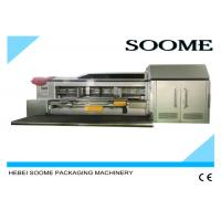 Quality Vacuum Transfer Flexo Printer Slotter Die Cutter , High Defination Rotary Die Cutter for sale