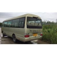Buy cheap 2016 2017 japan 29 seatsused Toyota coaster bus left hand drive diesel engine 6 from wholesalers