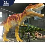 Quality Vivid Life Size Theme Park Decoration Professional Realistic Dinosaur Models for sale for sale