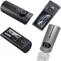 Quality H.264 3G Dual Channel Car Camera DVR With GPS , G-sensor , 16:9 High Resolution for sale