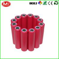 Quality Deep Cycle Life 12v Rechargeable Battery Pack 18650 Sanyo Li Polymer Type for sale