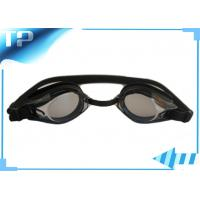 Quality Mens Fashion Prescription Swimming Goggles For Kids Flat Lens for sale