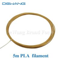 Buy cheap Golden Yellow 1.75mm pla filament for Markerbot , RepRap , Cubify and UP 3D Printer from Wholesalers