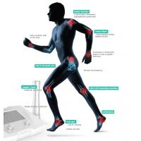 Buy Shock wave therapy equipment electric stimulation for body pain removal at wholesale prices
