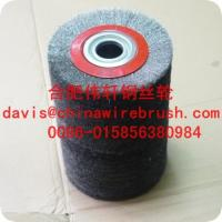 China Professional Factory Stainless Steel Wire Roller Brush on sale