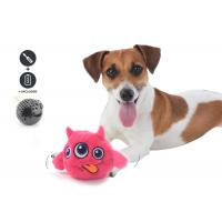 Quality Jumping Bouncer Plastic Dog Balls Non Toxic Dog Toy Ball For Entertaining for sale