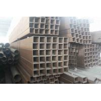 China ASTM A500, GB, EN Square Steel Hollow Section, Black / Galvanized Rectangular Welded Steel Sections on sale