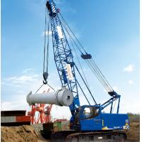 Quality Mobile Hydraulic Crawler Crane for sale