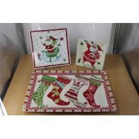 Quality Melamine tableware sets chrismas dinnerware set for sale