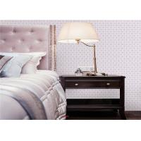 Anti - Static Easy To Remove Wallpaper Flower Pattern With European Style