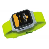 Quality Mini GPS Watch Trackers Child Tracking Devices , Panel Picture Children'S Tracking Watch for sale