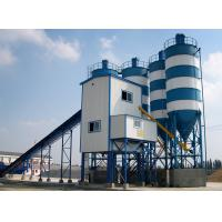 Quality Stabilized Soil Concrete Mixing Station 2000l Mixer Nominal Capacity HZS120 Model for sale