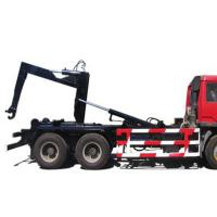 China Modern Back Loader Garbage Truck 20 CBM 6X4 ZZ1257M4341W Garbage Bin Trucks on sale