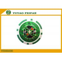 Value 25 Bicycle Poker Chips Green Design Your Own Poker Chips