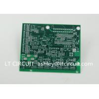 China impedance control printed circuit board pcb lead free hasl green