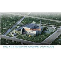 Quality WTE Waste To Energy Power Plants Municiple solid Waste Incineration Plant 5mw - 60mw for sale