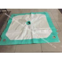 Buy cheap PP Multi Filament Press Filter Cloth , Long Life Time Filter Cloth For Filter from wholesalers