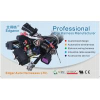 Quality 100 - 1800mm Engine Wiring Harness Assembly For Caterpillar Cat C7 Excavator for sale