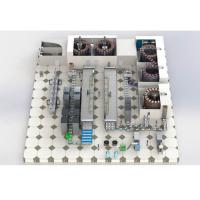 Buy cheap High Efficiency Bakery Production Line , Baking Sandwich Production Line from wholesalers