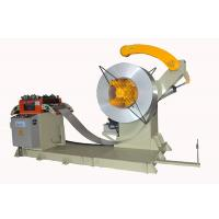 Quality 2 In 1 Sheet Metal Decoiler Servo Motor Hydraulic Operation Uncoil Expansion for sale