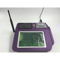 Quality WiFi / 3G E Payment POS Card Reader ,  Multi Touch Cashier Machine for Sale for sale