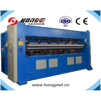 Quality 6m Double Board Needle Punching Machine High Performance Customized Needle Density for sale