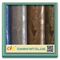 Multicolor Printing Pvc Artificial Leather for Furniture Decorative