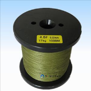 Dyneema spectra braid fishing line quality dyneema for Spectra fishing line