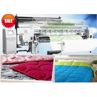 Quality 128 Inches Multi Needle Quilting Machine with Panasonic Servo Motor and Transducer for sale
