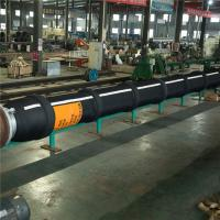 Quality Offshore Submarine Hose With One End Reinforcement GMPHOM 2009 Standard for sale