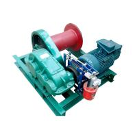 Quality Rust Resistance Electric Hoist Winch / Cable Winches With Max. Lifting Load 3.2t for sale