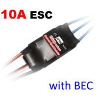 China RC Helicopter 10A Brushless with BEC ESC RC Speed Controller on sale