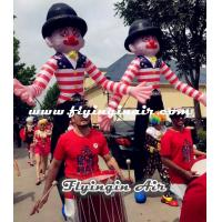 Quality 3m Height Lovely Inflatable Puppets for Large Concerts and Acting Events for sale