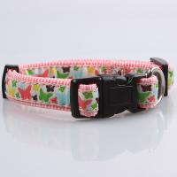 China OEM Pet Products Adjustable Dog Collar and dog leash on sale