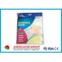 Buy cheap Reusable Household Cleaning Wipes OEM With High Softness And Durability from wholesalers