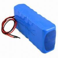 Quality 14.8V 10Ah Lithium-ion Battery Pack, Used for Portable Appliances for sale