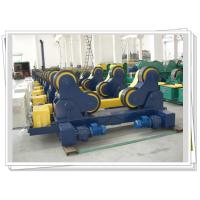Buy cheap Pipe Self-Aligned Welding Rotator For Vessels , Heavy Duty Rotator from wholesalers