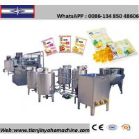 China RTX Series Stainless Steel Made QQ Jelly Candy Production Line on sale