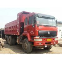 China Powerful 6*4 10 Tires Sinotruck Howo 6x4 dump truck on sale