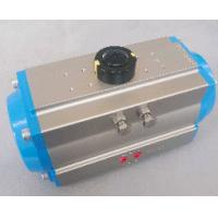 Buy cheap 0~90 Degree Double Acting Pneumatic Rotary Actuator Rack And Pinion Rotary from wholesalers
