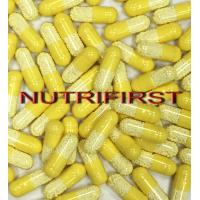 China Zinc Glycinate SR Micropellets Capsule,Light Yellow Micro Pellets,Health Food/Contract Manufacturing on sale