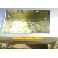 Quality Sanitary Cleaning Vegetable Wash Line , Lettuce Washing Machine For Industry for sale