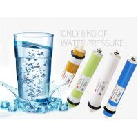 Quality 0.0001 Micron Reverse Osmosis Membrane Compatible Smart Water With Pre And Post Filters for sale