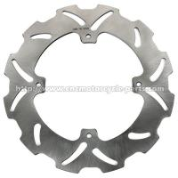 Quality Heat Treatment CNC Motorcycle Parts CRF250R CRF X Honda Brake Discs for sale