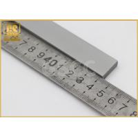 Quality Durable Grey Tungsten Carbide Strips WC And Co Chemical Composition for sale