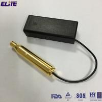 Quality Wholesale High Performance 2AAA External Battery Pack 25-06 Green Laser bore Sight for sale