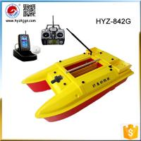 Quality Top-Configure Sonar GPS Bait Boat For Carp Fishing for sale